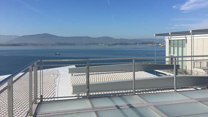 Rooftop Terrace Centro Botin