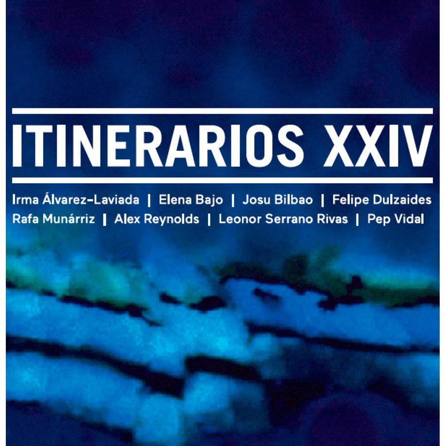 Catalogo Itinerarios XXIV