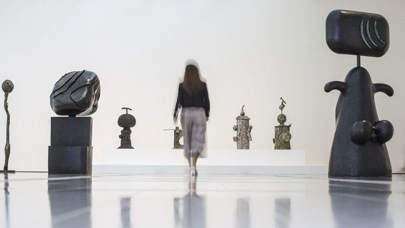 Joan Miró: Esculturas 1928-1982 - Centro Botín