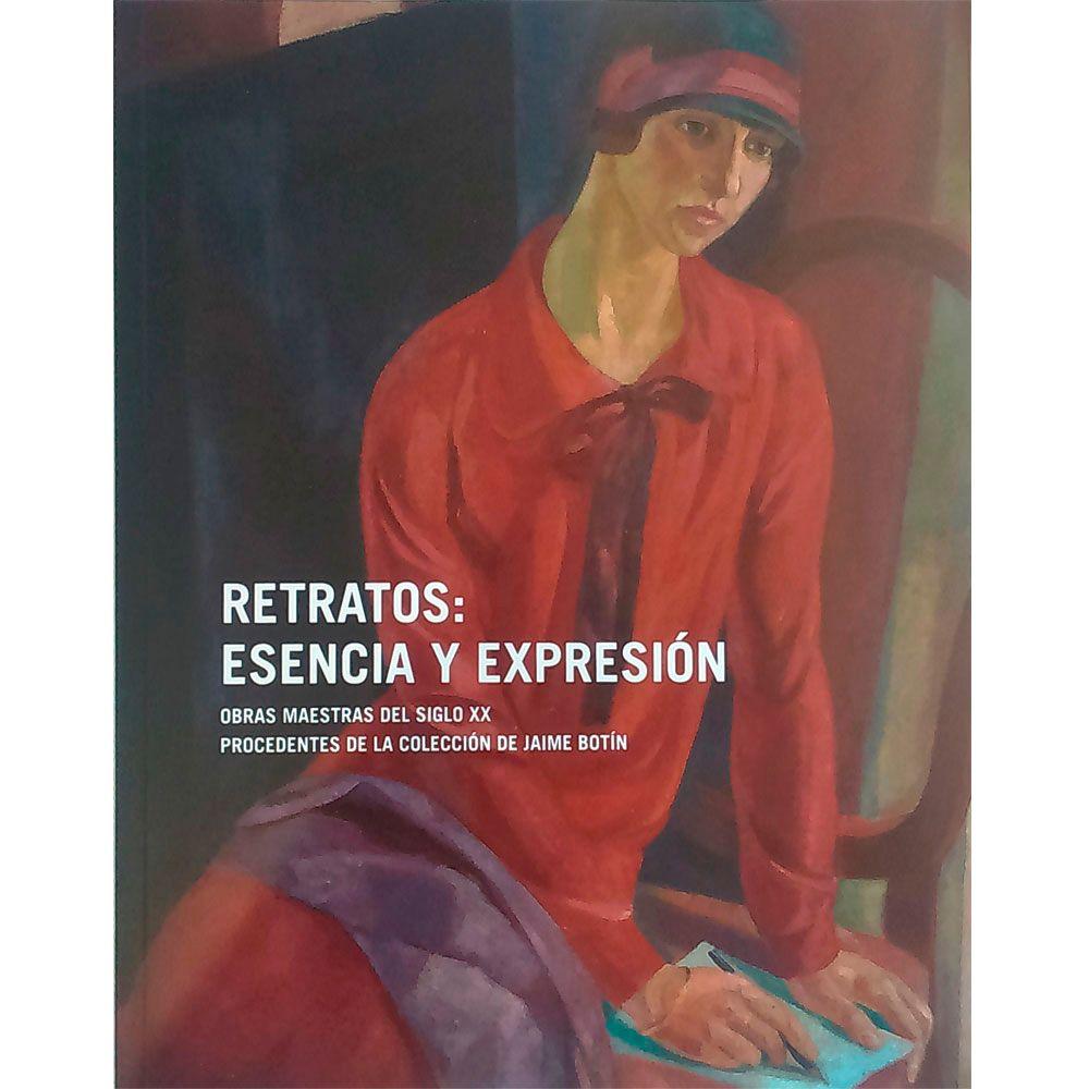 CATÁLOGO RETRATOS: ESENCIA Y EXPRESIÓN