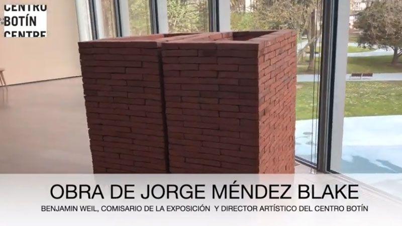 Benjamin Weil Sobre la obra de Jorge Méndez Blake