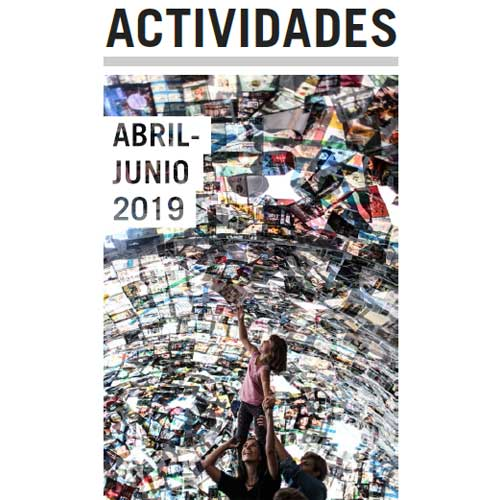 Actividades de abril a junio de 2019