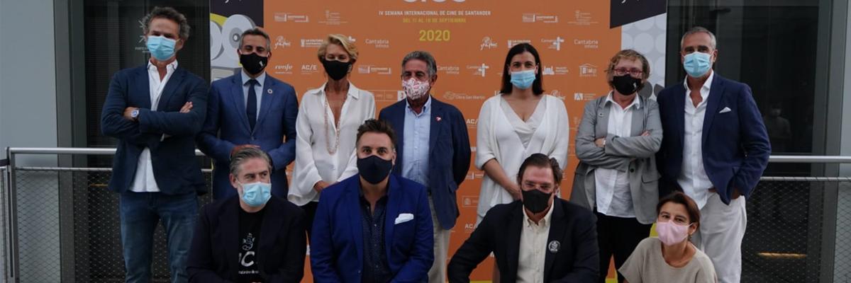 LA SICS SE CLAUSURA CON LOS PREMIOS A JAVIER FESSER Y A LUIS MANSO