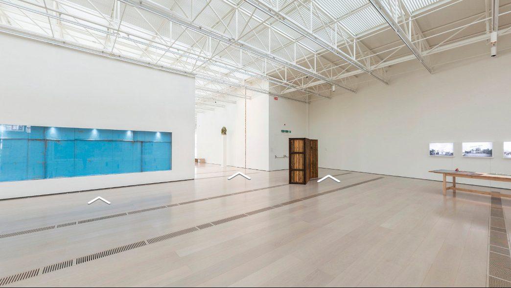 visita virtual arte y arquitectura un dialogo centro botin