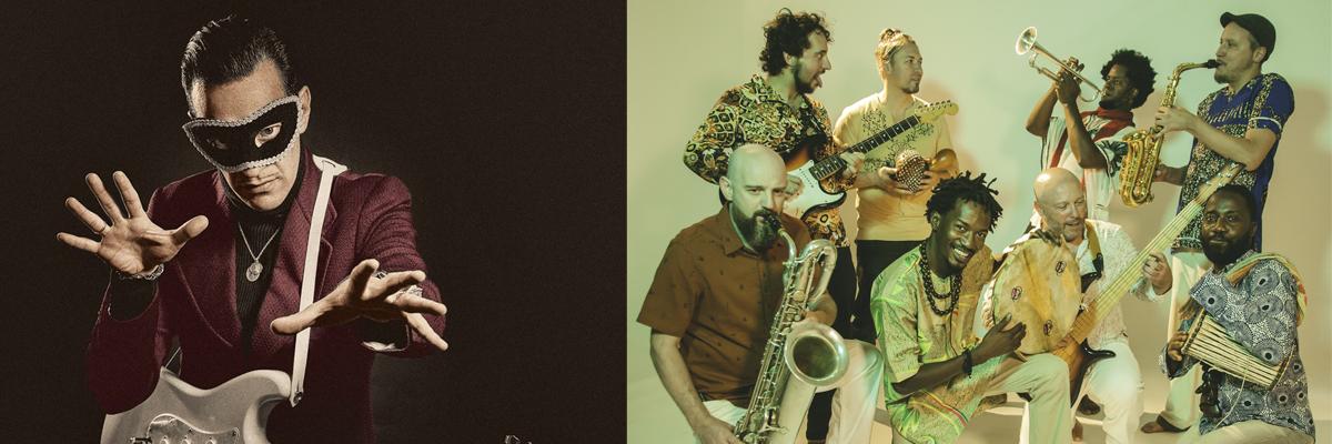 Música abierta. Momentos Alhambra: Tito Ramírez/Ogun Afrobeat